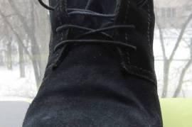 Женские ботинки отличного качеста:весна/осень