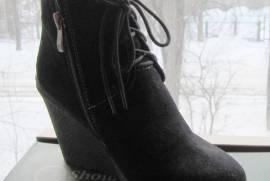 Женские зимние ботинки белвест на платформе