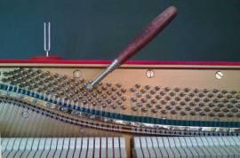 настройка фортепиано, пианино