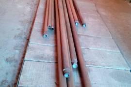 Трубы железные