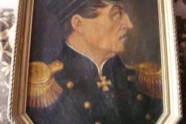 """Картина """"Адмирал Нахимов"""""""