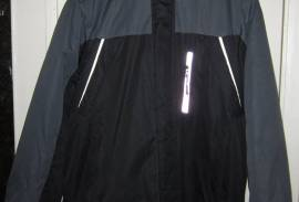 Мужская Зимняя теплая куртка с капюшеном