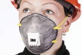 Полумаска фильтрующая противоаэрозольная 3М