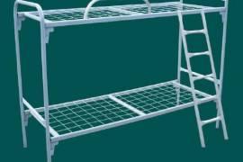 Бюджетные кровати металлические для лагерей
