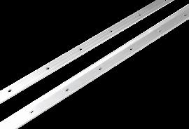 Рейка краевая алюминиевая