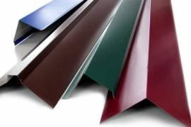 Доборные  элементы из металла для кровли и фасада