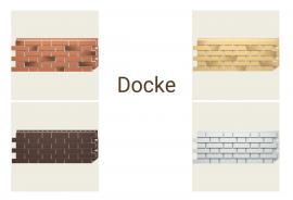 Фасадные панели Docke коллекция Flemish
