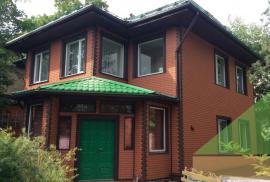 Фасадные панели Альта-Профиль Кирпич клинкерный