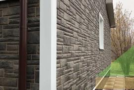 Фасадные панели Камень Альта-Профиль