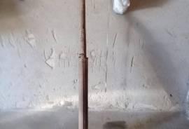 Рулевая рейка и передняя часть глушителя на калину