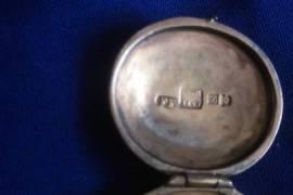 Медальон золотой XIX века