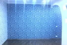 Поклейка обоев,выравнивание стен,уборка помещений.