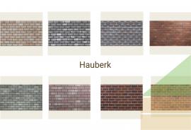 Фасадная плитка Хауберк