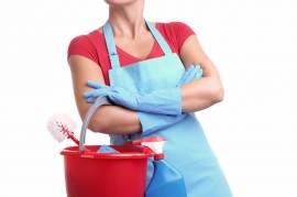 Уборщица служебных помещений